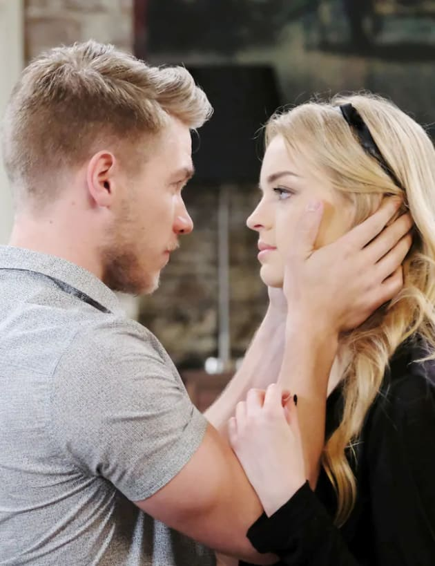 Is He Onto Her? - Days of Our Lives