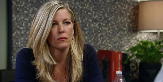 Haunted Carly — General Hospital