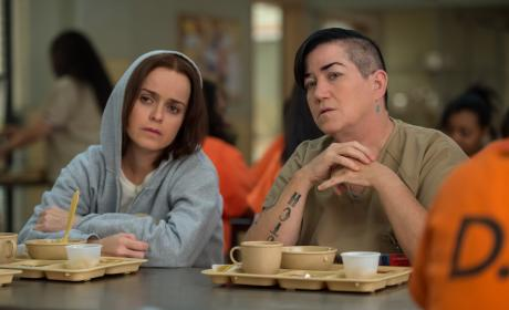 Lunchtime - Orange is the New Black