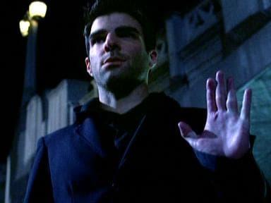 Hi, Sylar!