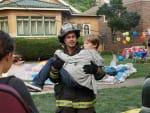 The Arson Investigation - Chicago Fire