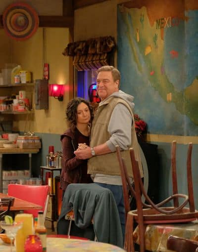 Dan And Darlene Dance - Roseanne Season 10 Episode 4