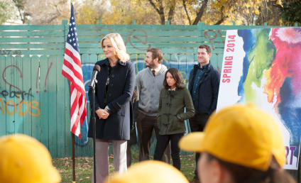 Parks and Recreation Review: Pride of Labor