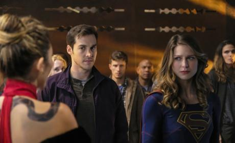 "Supergirl Photos from ""Supergirl Lives"""