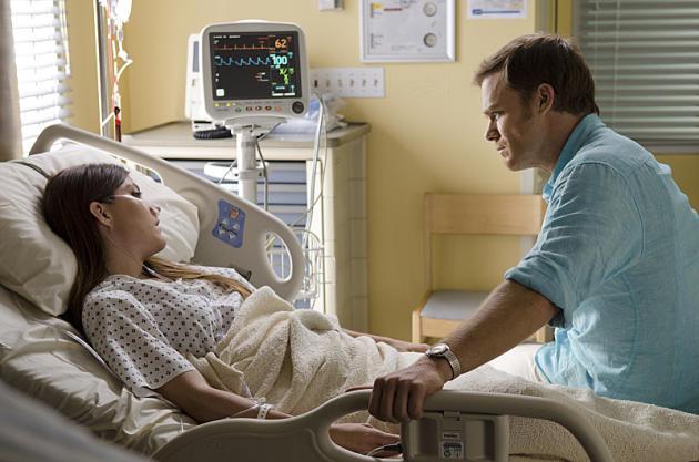 Dexter Series Finale Scene