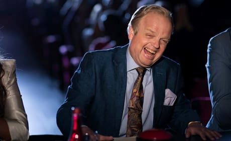 Toby Jones is Introduced - Sherlock