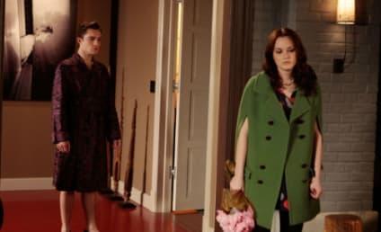 Gossip Girl Spoilers: Chuck. Blair. Sex.