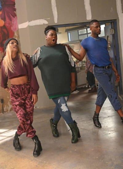 Mo dance - Zoey's Extraordinary Playlist Season 2 Episode 6