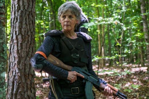 Relentless - The Walking Dead Season 8 Episode 2