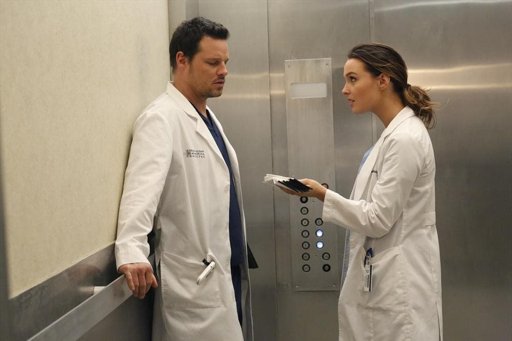 Grey\'s Anatomy Review: Sick Day - TV Fanatic