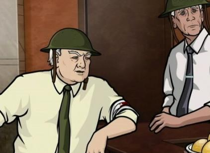 Watch Archer Season 2 Episode 5 Online