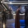 Superman and J'onn - Supergirl Season 2 Episode 2