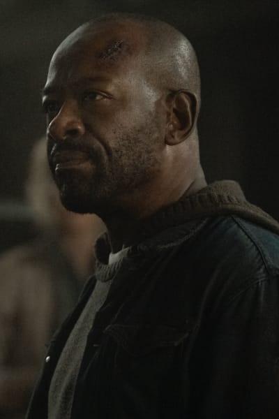 Morgan's New Friend - Fear the Walking Dead Season 5 Episode 3