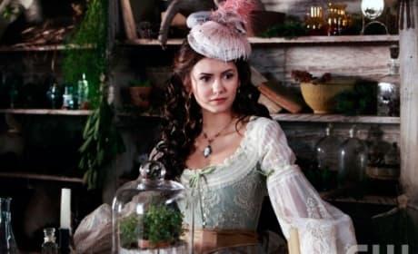 Katherine Pierce Flashback Pic