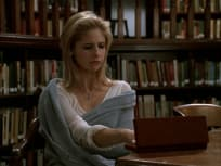 Giles' Little Secret - Buffy the Vampire Slayer