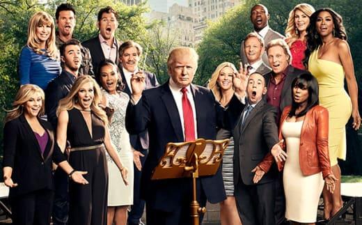 Celebrity Apprentice Cast Photo