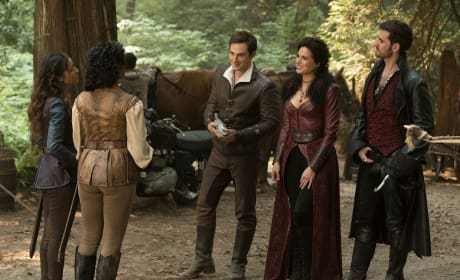 Who's Cinderella? - Once Upon a Time Season 7 Episode 3