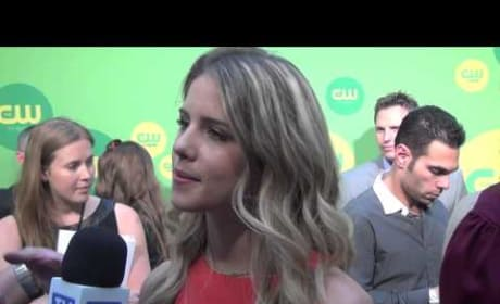 Emily Bett Rickards Talks Arrow Finale, Season 2