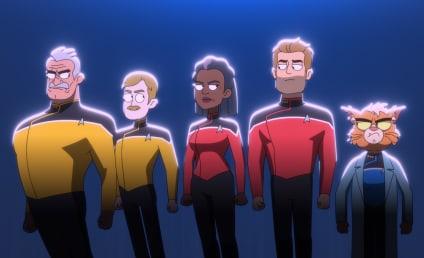 Star Trek: Lower Decks Season 1 Episode 8 Review: Veritas