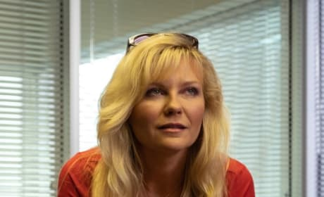 Kirsten Dunst in On Becoming a God in Central Florida