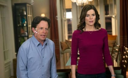 "Betsy Brandt Talks Michael J Fox, The ""Perfect Ending"" of Breaking Bad"