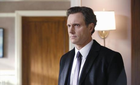 Worried Fitz - Scandal Season 4 Episode 11