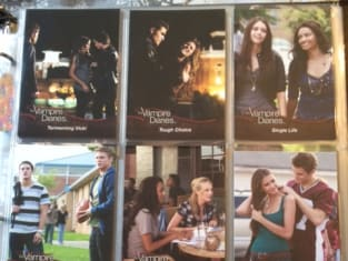 more tvd cards