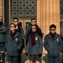 The Umbrella Academy Kids
