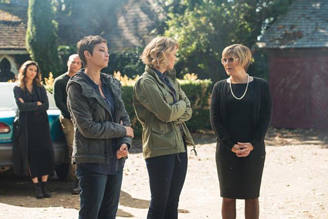 In mourning - Supernatural Season 12 Episode 6
