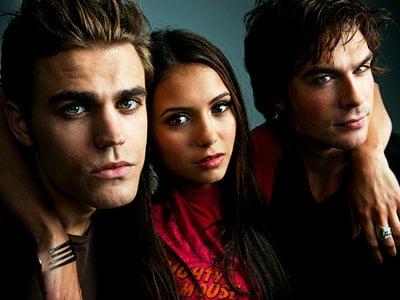 Stars of The Vampire Diaries