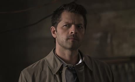 Castiel isn't too sure - Supernatural Season 12 Episode 2