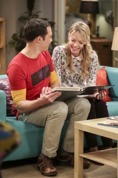 Sheldon and Ramona - The Big Bang Theory Season 10 Episode 24