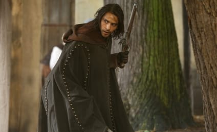 The Musketeers Season 2 Episode 6 Review: Through a Glass Darkly...