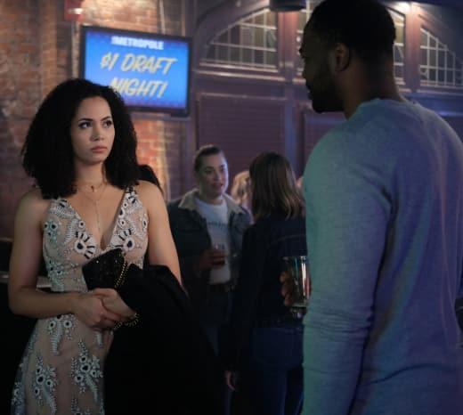 Macy Flees - Charmed (2018) Season 1 Episode 5