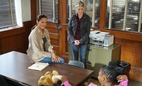Just Between Us Girls - The Fosters Season 4 Episode 17