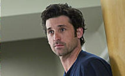 Seriously, Grey's Anatomy Leaves McMark