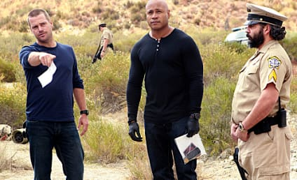 NCIS: Los Angeles Review: What's In the Box?