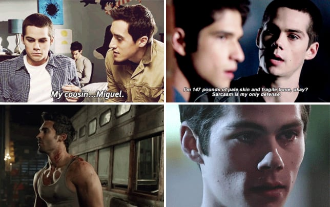 Teen wolf season 1 episode 9 wolfs bane
