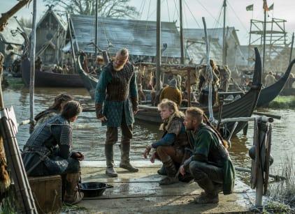 Watch Vikings Season 4 Episode 18 Online