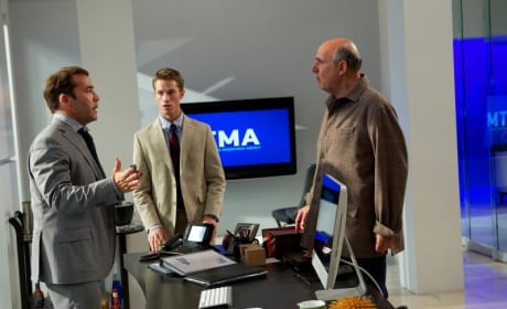 Jeffrey Tambor on Entourage