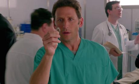 Hank Has a Ring - Royal Pains