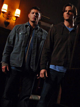 Sam and Dean Photo
