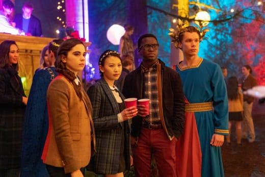 The Literary Salon - Riverdale Season 4 Episode 13