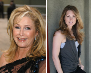 The Young and the Restless Casting Notes: Laura Stone, Kathy Hilton