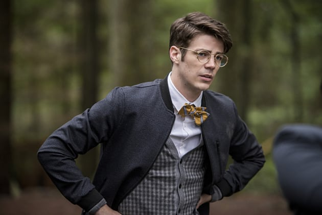 Barry Two Electric Bugaloo - The Flash Season 2 Episode 14
