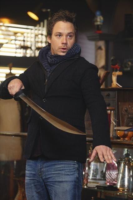 Neal in Storybrooke