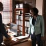 A Meeting - How To Get Away With Murder Season 5 Episode 4