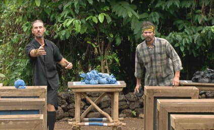 Survivor Review: The Family