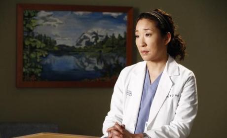Suspicious Cristina