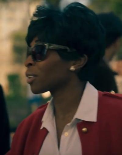 Cynthia Erivo as Aretha Franklin